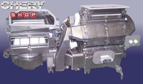 Отопитель в сборе A21-8107010BB для автомобилей Chery Fora (Чери Фора). годы выпуска: c 2007 не указанно.